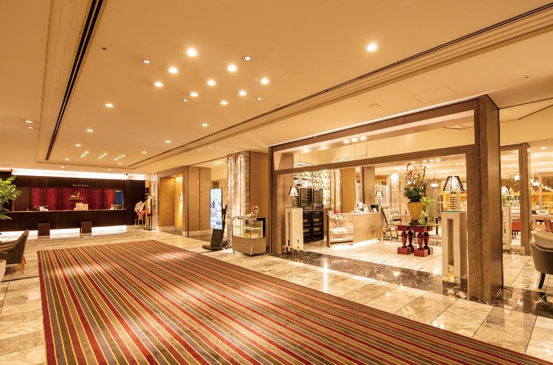 ホテルの施工事例:内装(レンブラントホテル海老名)