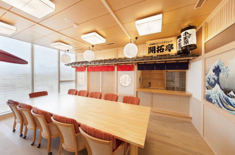 オフィスの施工事例:会議スペース(オフィス)